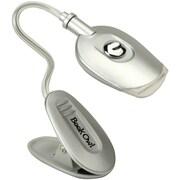 CYCLOPS CYC-2BFLEX-SL 9-Lumen 2-LED Flex Book Light with Batteries (Silver)
