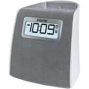 ihome ipl22w iphone®/ipod Clock Radio With Lightning Dock (white)