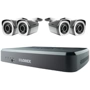 Lorex By Flir Lnr1182tc4 8-channel 1080p HD 2tb Nvr With 4 1080p Cameras