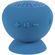 Lyrix 09747-pg Jive Jumbo Waterproof Bluetooth Speaker (blue)