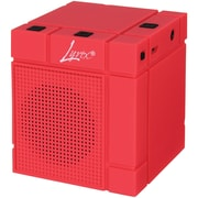 Lyrix 09871-pg Mixx Bluetooth Speaker (red)