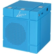 Lyrix 09873-pg Mixx Bluetooth Speaker (blue)