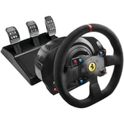 THRUSTMASTER 4169082 PlayStation®4/PlayStation®3/PC T300 Ferrari Alcantara Edition Racing Wheel