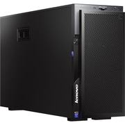 Lenovo® System x3500 M5 16GB RAM Intel Xeon E5-2620 v3 Hexa-Core 2.4GHz Processor Tower Server, 5464C2U
