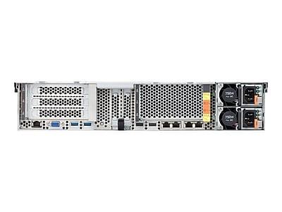 Lenovo System x x3650 M5 1 x Intel Xeon E5-2620 v3 Hexa-Core 16GB RAM SAS RAID Supported 2U Rack Server, 5462NDU IM1YX1540