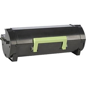 Lexmark Unison 50F0H0G Black 5000 Pages High Yield Toner Cartridge for MS310d MS310dn Printer