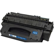 MSE 02-21-11162 Black 9000 Pages Extended Yield Refurbished Toner Cartridge for 1320/1320n HP Printer