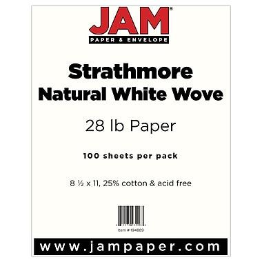 JAM Paper® 28 lb.. 8 1/2