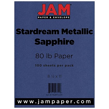 JAM Paper® 30 lb. 8 1/2