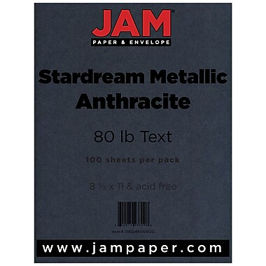 JAM Paper® 80 lb. 8 1/2