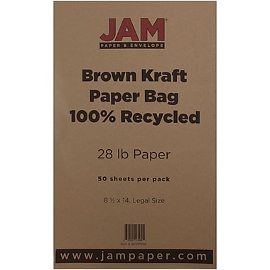 JAM Paper® 28 lb. 8 1/2