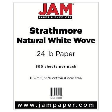 JAM Paper® 24lb 8 1/2