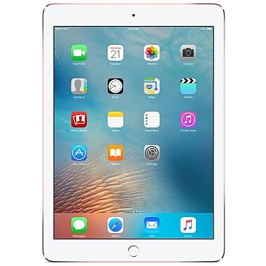 Apple - iPad Pro (MLYL2CL/A) 9,7 po, puce A9X 3e génération, 128 Go, Wi-Fi + Cellular, or rose
