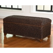 Wildon Home   Laughton Trunk; Dark Brown