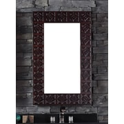 James Martin Furniture Balmoral Mirror; 42''H x 26''W x 1.5''D