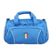 Federazione Italiana Giuoco Calcio Carry On Sports Bag, Blue (FC1423-A)