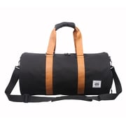 AfterGen Sports Carry On Duffel Bag, Black (AG101-B)