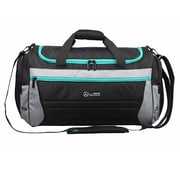 Mercedes AMG Petronas Travelers Large Duffel Bag, Black (AMGJ-006)