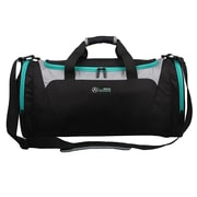 Mercedes AMG Petronas Large Gym Bag, Black (AMGJ-028)