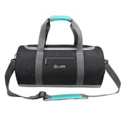 Mercedes AMG Petronas Travel Sport Small Gym Bag, Black, (AMGJ-038)