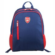 Arsenal Blue Polyester School Backpack (ARS004)