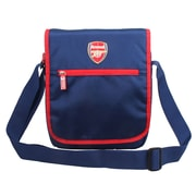 Arsenal Blue Polyester Shoulder Bag (ARS009)