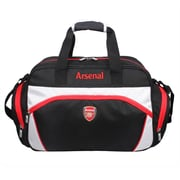 Arsenal Team Sport Small Gym Bag, Black, (ARS011)