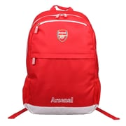 Arsenal Red Polyester Team Backpack (ARS012)