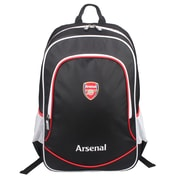 Arsenal Black Polyester Team Backpack (ARS014)