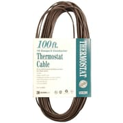 Coleman Cable 096320007 18/2 100-Foot Thermostat Cable, Type CL2