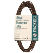 Coleman Cable 096340007 18/5 50-Foot Thermostat Cable, Type CL2