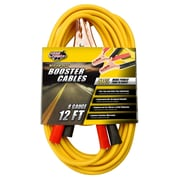Coleman Cable 08435 8-Gauge Medium Duty Booster Cables, 12-Feet