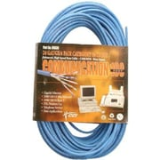 Coleman Cable 09639BL06 24/4 100-Foot Category-5E Communication Riser Ethernet Cable