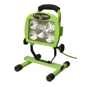 Designers Edge L1312 5-LED Portable Work Light, 6-Foot Cord, Green