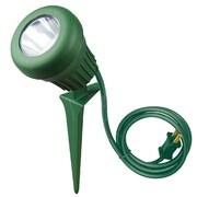 Yard Master 0432 LED Floodlight with Bonus Lenses