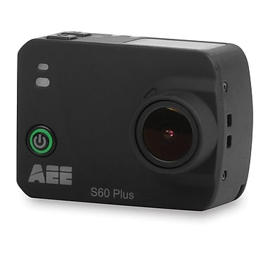 AEE S60 Plus 1080P-60, 16MP, 120fps Slow-Mo Video Camera