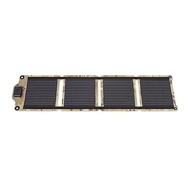 EnerPlex Kickr IV Portable Solar Charger, Camo, (KR-0004-CM)