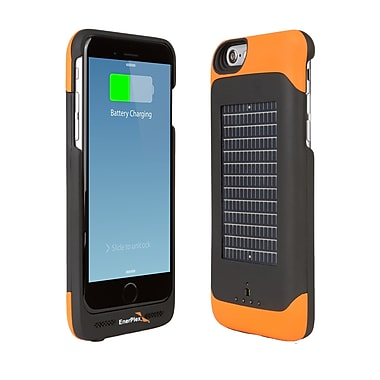 EnerPlex Surfr Amp iPhone 6/6S Battery Charger and Case, Orange