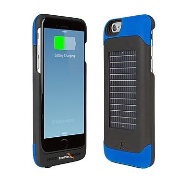 EnerPlex - Chargeur de pile et étui Surfr Amp pour iPhone 6/6S, bleu