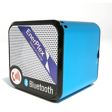 EnerPlex Bluetooth Speaker, Blue, (AC-SPEAK-BL)
