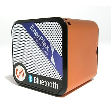 EnerPlex Bluetooth Speaker, Orange, (AC-SPEAK-OR)