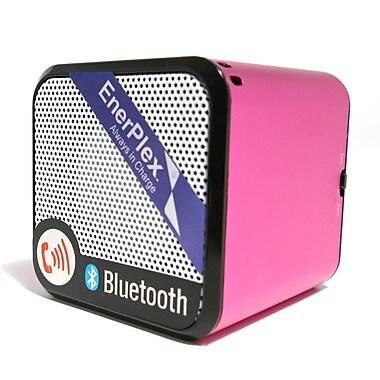 EnerPlex Bluetooth Speaker, Pink, (AC-SPEAK-PK)