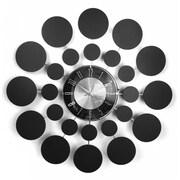 Mid Century Decor 20'' Harmony Clock