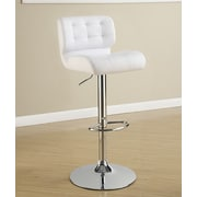 Wildon Home   36'' Bar Stool; White