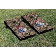 Victory Tailgate NCAA Mossy Oak Version Cornhole Game Set; Texas A&M Central Texas Warriors