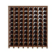 Wineracks.com Premium Cellar Series 80 Bottle Base Wine Rack; Oak
