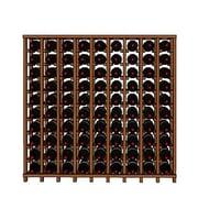Wineracks.com Premium Cellar Series 90 Bottle Floor Wine Rack; Oak
