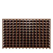 Wineracks.com Premium Cellar Series 140 Bottle Base Wine Rack; Mahogany