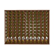Wineracks.com Premium Cellar Series 110 Bottle Upper Wine Rack; Pine