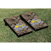 Victory Tailgate NCAA Mossy Oak Version Cornhole Game Set; South Dakota State University Jackrabbits